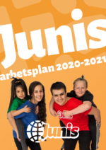 Arbetsplan 2020-2021