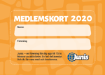 Medlemskort 2020