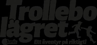 Trollebolägret logotyp