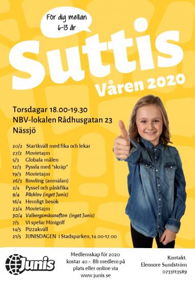 Program våren 2020