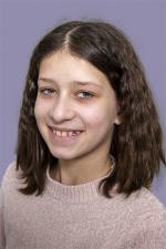 Sara Syrafi, juniorreporter