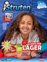 Tidningen Struten nummer 3 2019