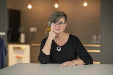 Mona Örjes, förbundsordförande