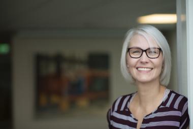 Josefin Bogelid, vice förbundsordförande